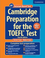 Cambridge Preparation for the TOEFL Test Fourth edition.Book with Online Practice Tests