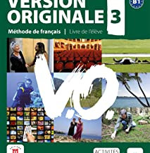 Version Originale 3 Livre de leleve(учебник+CD)