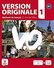 Version Originale 1 Livre de leleve(учебник+CD+DVD)