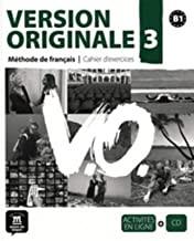 Version Originale 3 Cahier dexercices+CD
