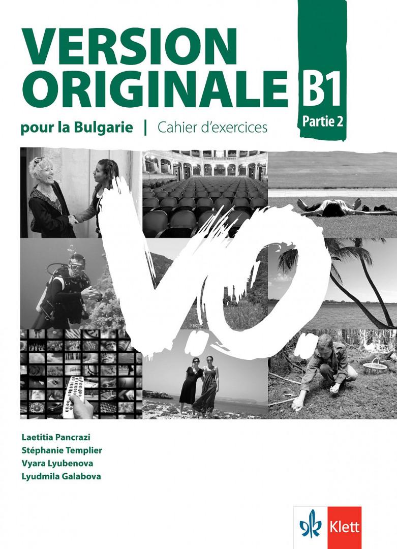 Version Originale B1 partie 2 Cahier d'exercices + CDs