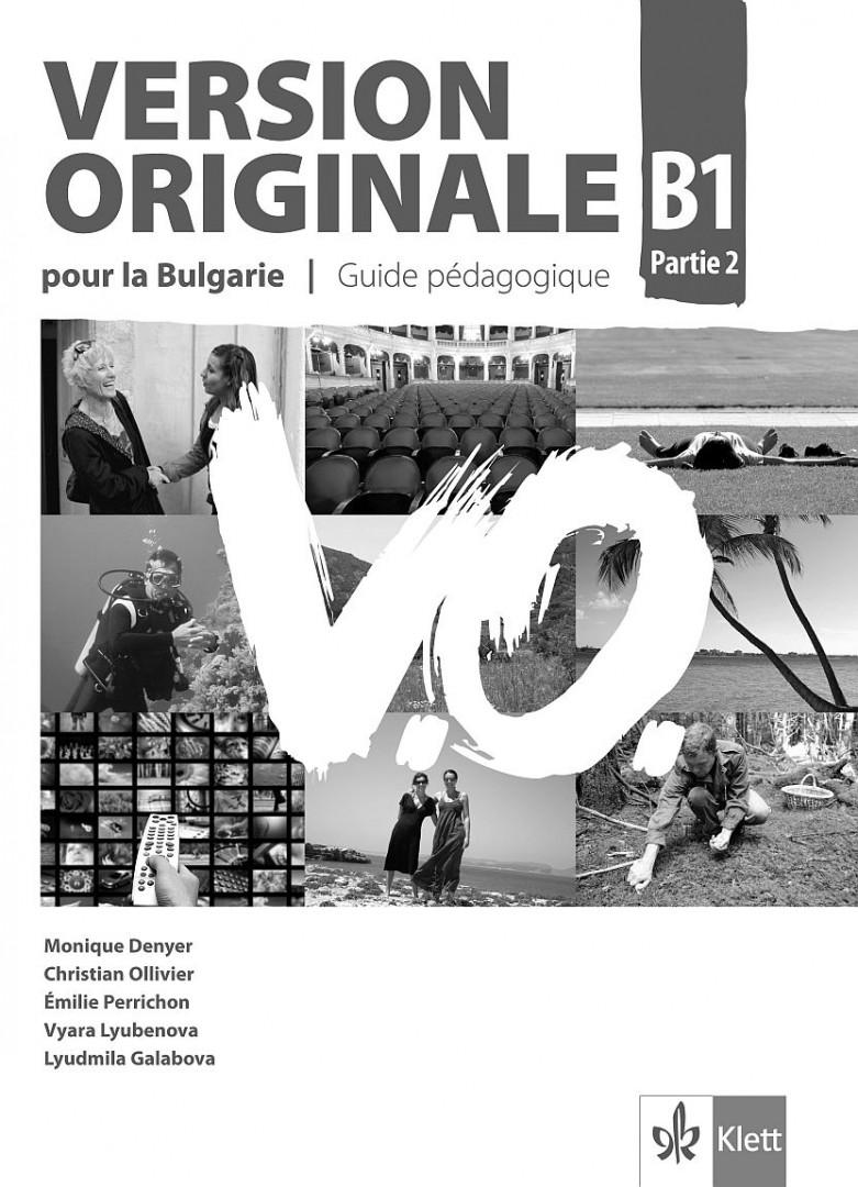 Version Originale B1 partie 2 Guide pedagogigue + CDs