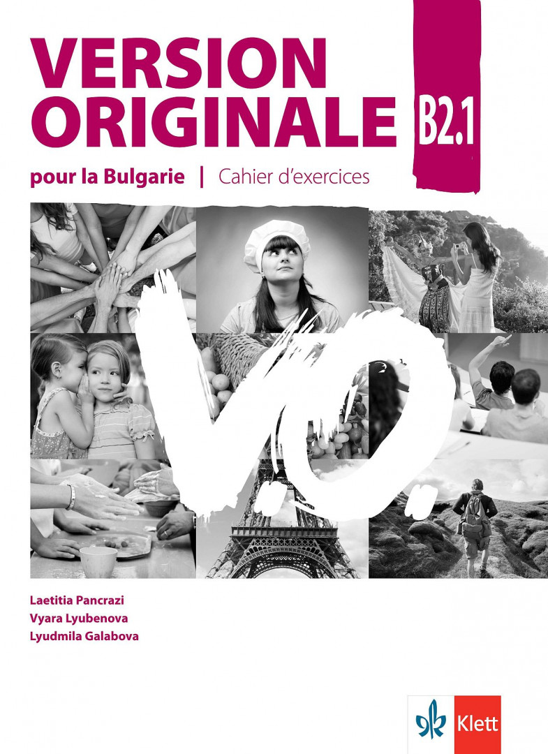 Version Originale B2.1 Cahier d'exercices + CD