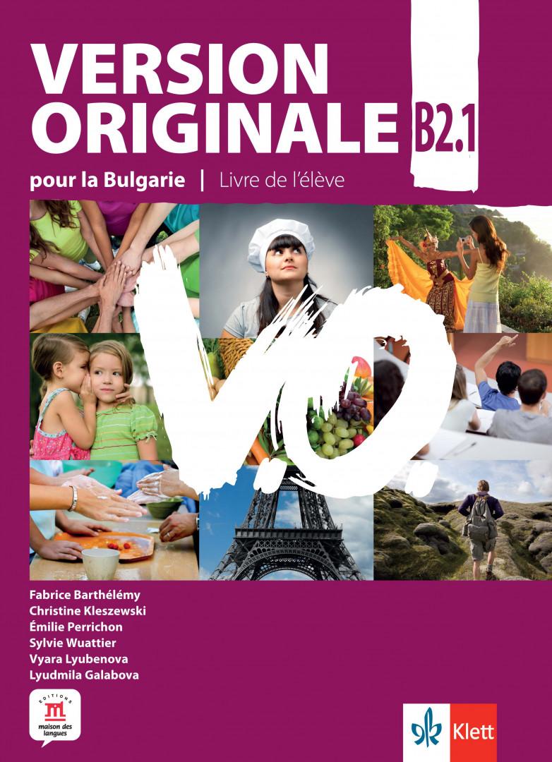 Version Originale B2.1 Livre de l'eleve